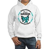 Ovarian Cancer I'm A Survivor  Hoodie