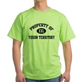 Property of Yukon Territory T-Shirt