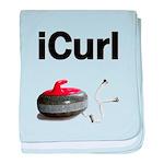 iCurl baby blanket