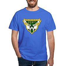 221st RAC T-Shirt