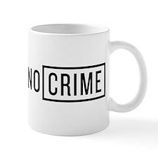 No Victim No Crime Mug