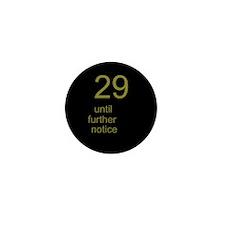 30th Birthday Mini Button (100 pack)