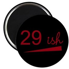 "30th Birthday 2.25"" Magnet (100 pack)"