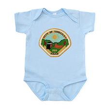 Temecula Police Infant Bodysuit