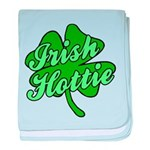 Irish Hottie baby blanket