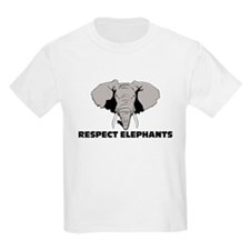 Respect Elephants T-Shirt