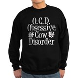 Obsessive Cow Disorder Jumper Sweater