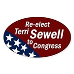 Re-elect Terri Sewell Bumper Sticker