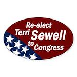 Re-elect Terri Sewell Bumper Sticker