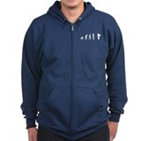 Accordion Evolution Zip Hoody