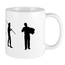 Accordion Evolution Mug