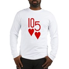 10h 5h Poker Long Sleeve T-Shirt