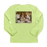 Unique Jack russell terrier Long Sleeve Infant T-Shirt