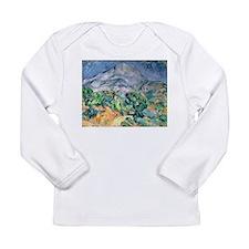 Cute 1900s Long Sleeve Infant T-Shirt