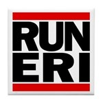 RUN ERI Tile Coaster