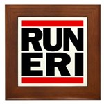 RUN ERI Framed Tile