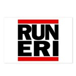 RUN ERI Postcards (Package of 8)