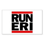 RUN ERI Sticker (Rectangle 10 pk)