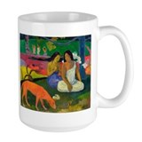 Cute Post impressionist art Mug