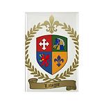 LAVIGNE Family Crest Rectangle Magnet (100 pack)