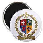 """LAVIGNE Family Crest 2.25"""" Magnet (100 pack)"""