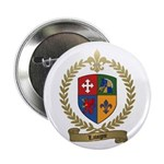 """LAVIGNE Family Crest 2.25"""" Button"""