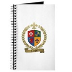 LAVIGNE Family Crest Journal