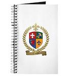 LAVIGNE Family Crest Journal