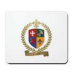 LAVIGNE Family Crest Mousepad