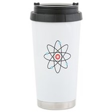 Atomic Ceramic Travel Mug