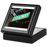 Broadway Keepsake Box