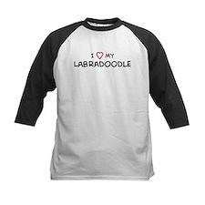 I Love Labradoodle Tee