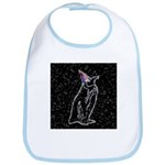 Party Penguin Bib