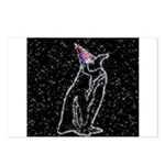 Party Penguin Postcards (Package of 8)