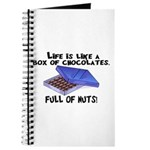 Full Of Nuts Journal