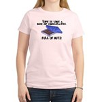Full Of Nuts Women's Light T-Shirt