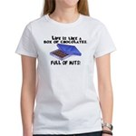 Full Of Nuts Women's T-Shirt