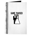 Game Paused Journal