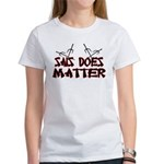 Sais Does Matter Women's T-Shirt