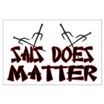 Sais Does Matter Large Poster