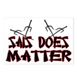 Sais Does Matter Postcards (Package of 8)