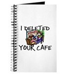Deleted Cafe Journal