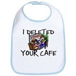 Deleted Cafe Bib
