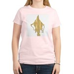 TORTURING THE CONSTITUTION Women's Pink T-Shirt