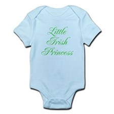 Little Irish Princess Infant Bodysuit