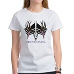 Free men hunt Women's T-Shirt