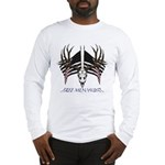 Free men hunt Long Sleeve T-Shirt