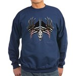 Free men hunt Sweatshirt (dark)