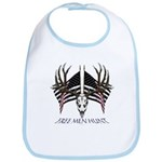 Free men hunt Bib