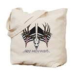 Free men hunt Tote Bag